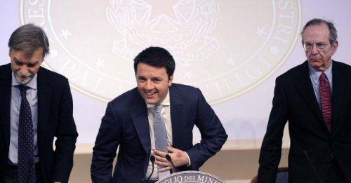 Informazione Contro!: Governo Renzi alla prova del fact checking: quali ...