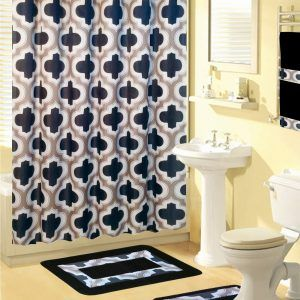 Matching Shower Curtain Towels And Rugs