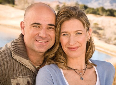 Match Point Our Favourite Tennis Champions Ever Steffi Graf Tennis Champion Andre Agassi