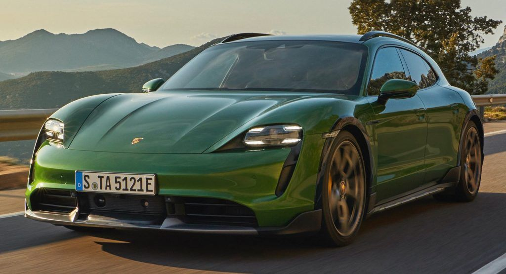Porsche Taycan Could Spawn Additional Variants Including A More Traditional Wagon Carscoops In 2021 Porsche Taycan Porsche Turbo S