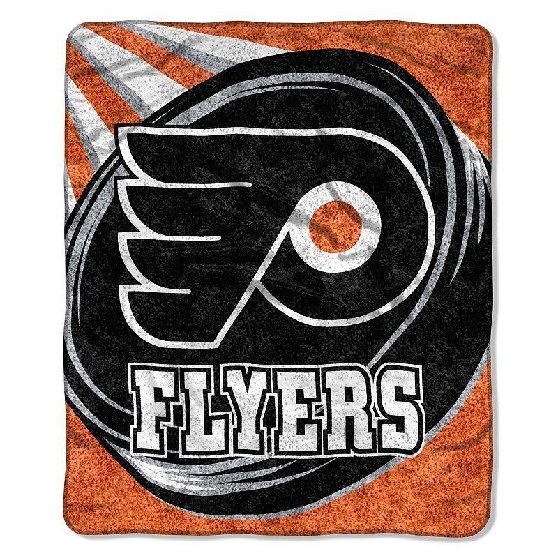 Philadelphia Flyers Sherpa Blanket Philadelphia flyers