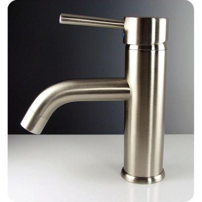 Fresca Sillaro Single Hole 1-Handle Low-Arc Bathroom Faucet in ...