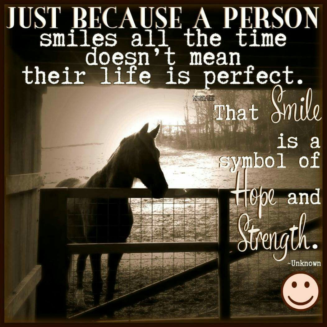 Pin by Lou Purchase on Horse Mafia Quotes | Hope symbol ...