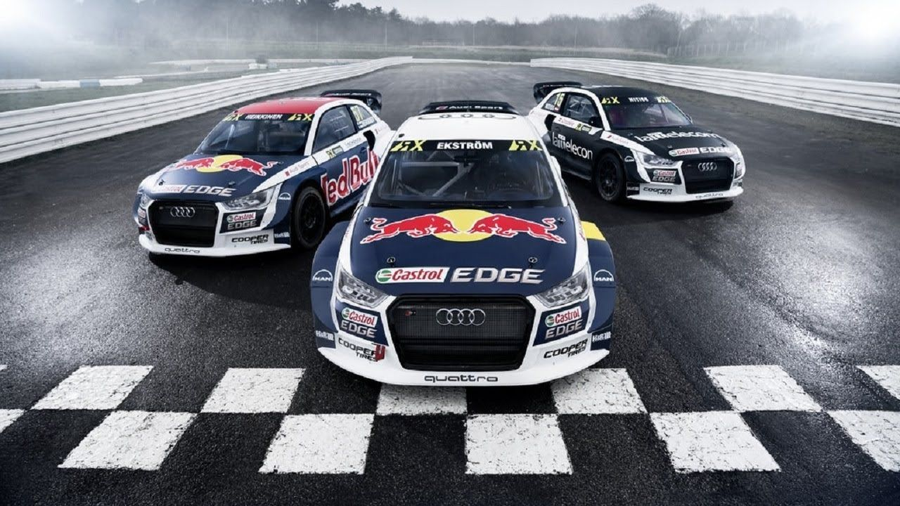 Audi S1 Eks Rx Quattro Catalunya Rallycross Dirt Rally 2 0