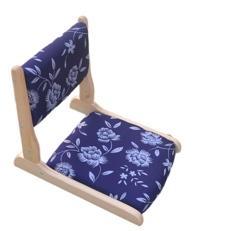 (2pcs/ lot) Japanese Meditation Chairs Folding Legs Living ...