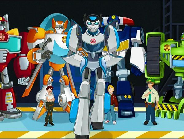 Rescue Bots Academy To Recast All Parts Even Optimus Prime With