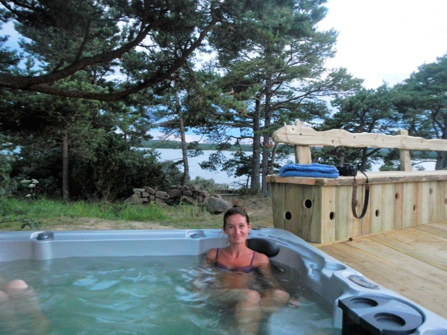 Finland naked sauna: Crazy solo traveller experiences