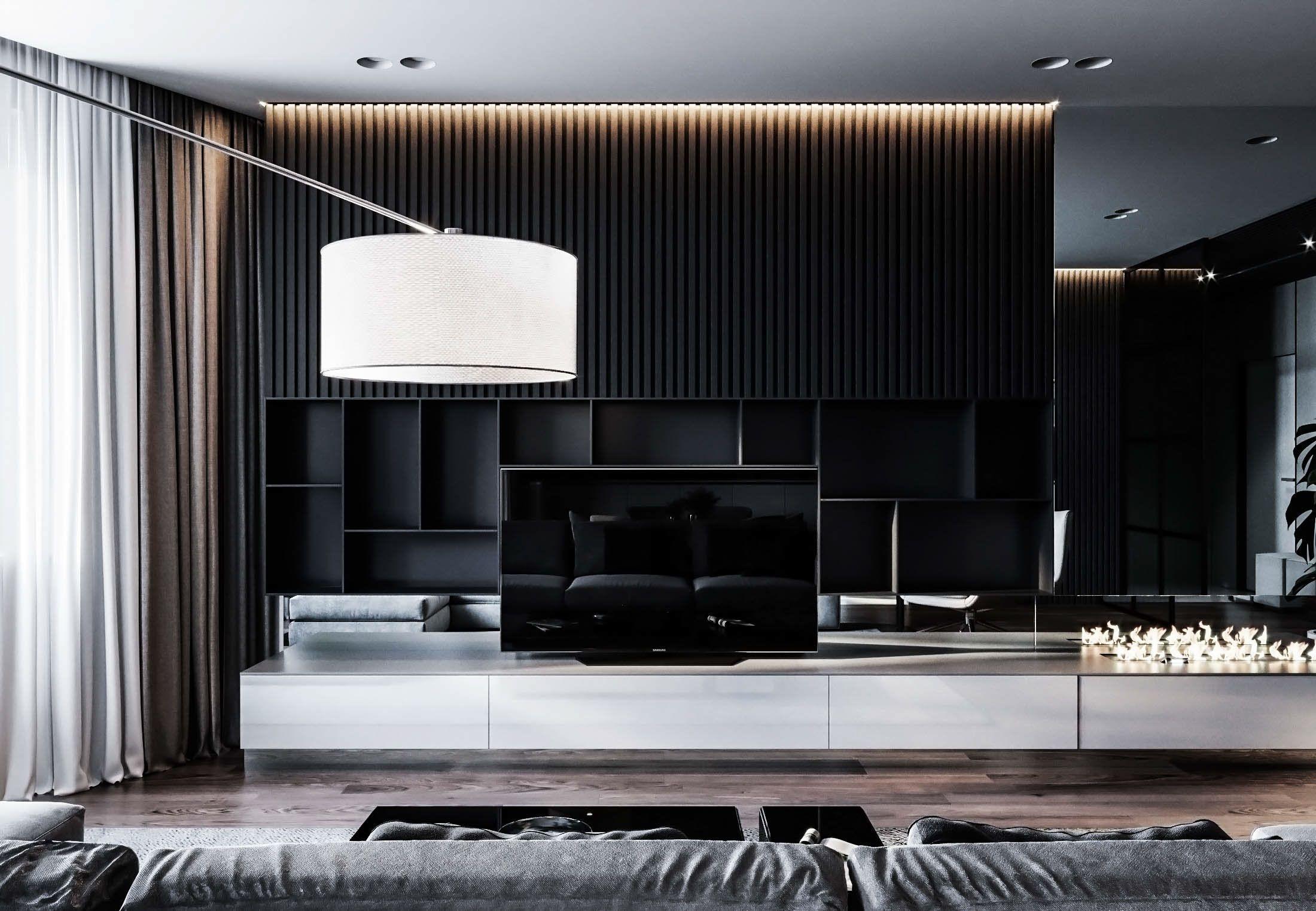 Pin by patrick hsieh on 客餐廳設計參考 現代風格 in 2018