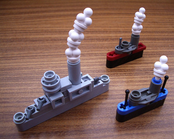 Micro Steamship Convoy Likes Pinterest Lego Micro Lego And