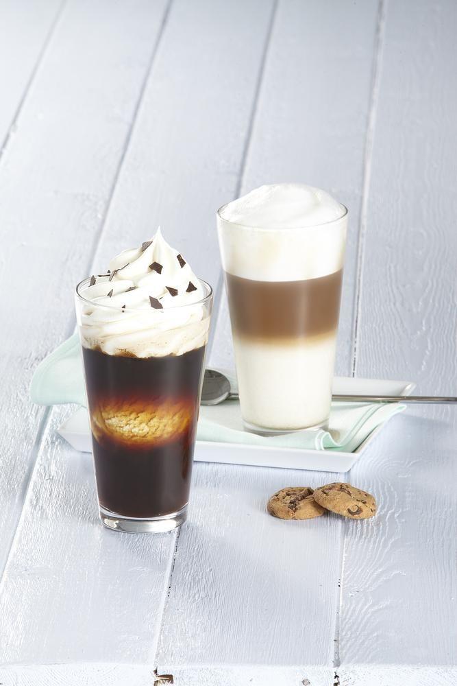 f r warme und kalte getr nke latte macchiato gl ser f r. Black Bedroom Furniture Sets. Home Design Ideas