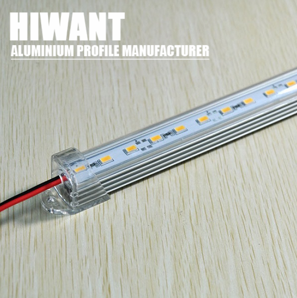 Hot Selling Anodized Aluminium U And V Channel Profile Light Bar Factory Price Bar Lighting Home Bar Furniture Led Tubes