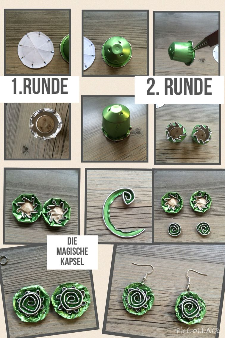 Coffee Capsules Diy Recycling