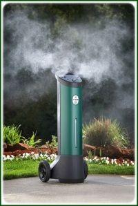 Portable Mosquito Control For Wherever You Go Mosquito Control Mosquito Misting Pest Control