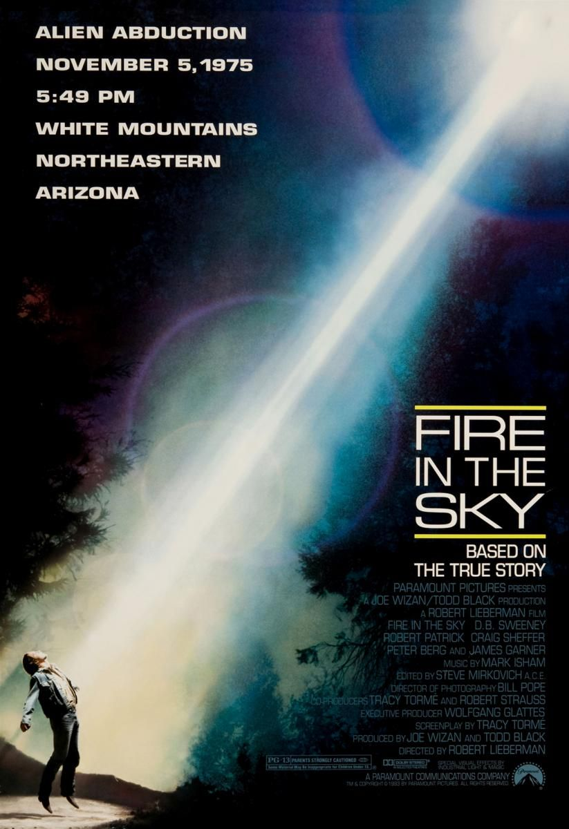 Fuego En El Cielo Una Historia Real Nada Mas Que Añadir Alien Abduction True Stories Aliens Movie
