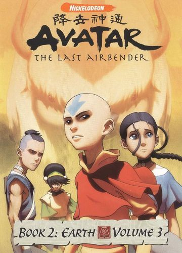 Film Avatar The Legend Of Aang Book 2