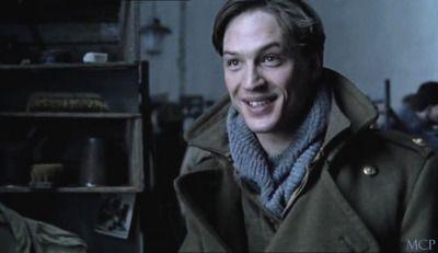 Tom Hardy as Jack Rose - Colditz (2005)