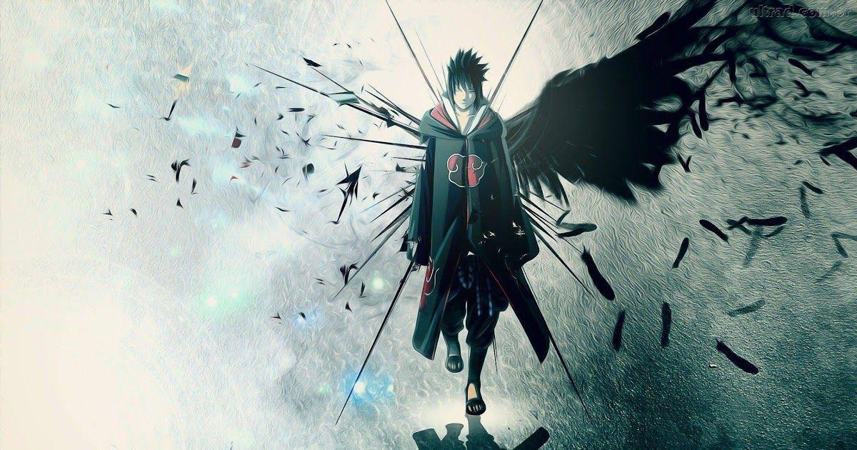Download Wallpaper Naruto Ultra Hd Sasuke Uchiha Animasi