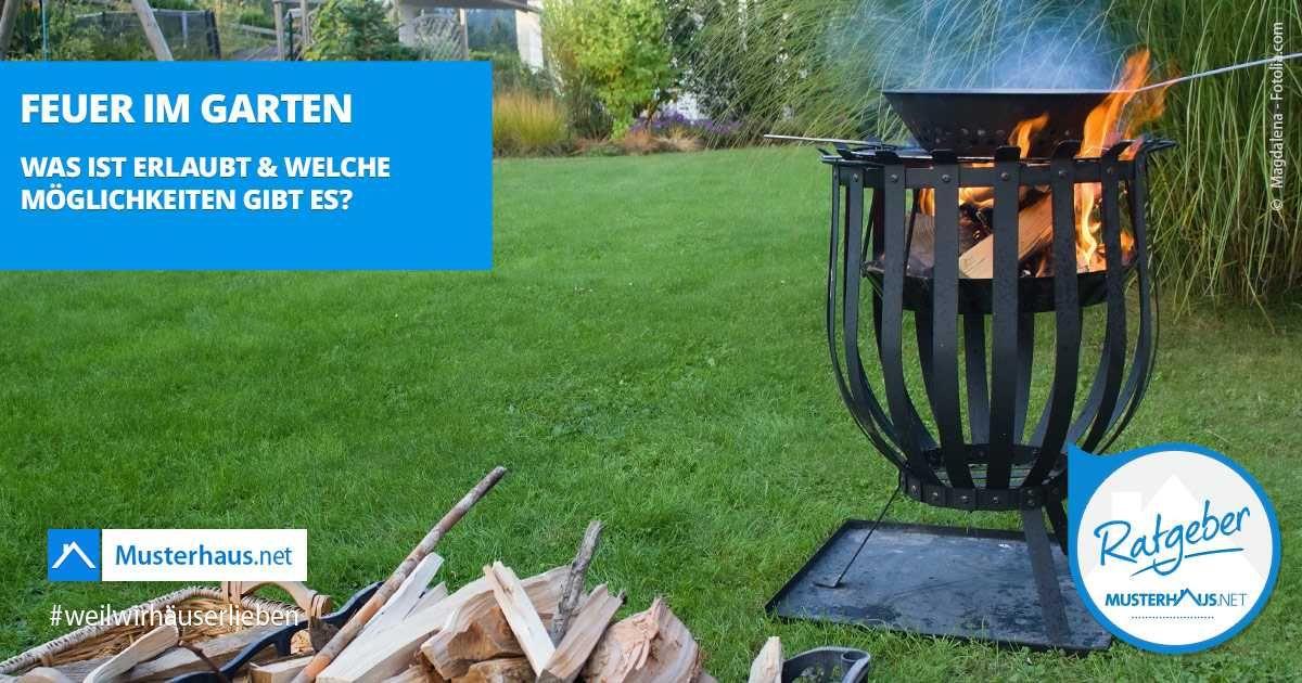 Feuer Im Garten Machen Was Ist Erlaubt Welche Moglichkeiten Gibt Es Garten Feuer Schwedenfeuer