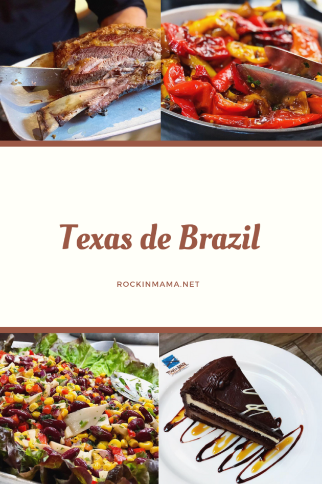 Menu Texas De Brazil Orange County Places To Eat Anniversary