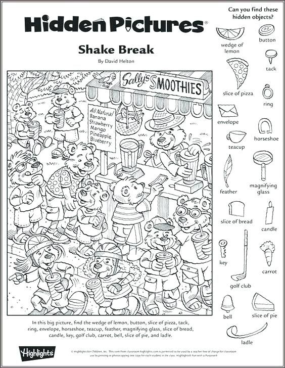 hard hidden object puzzles printable printable coloring