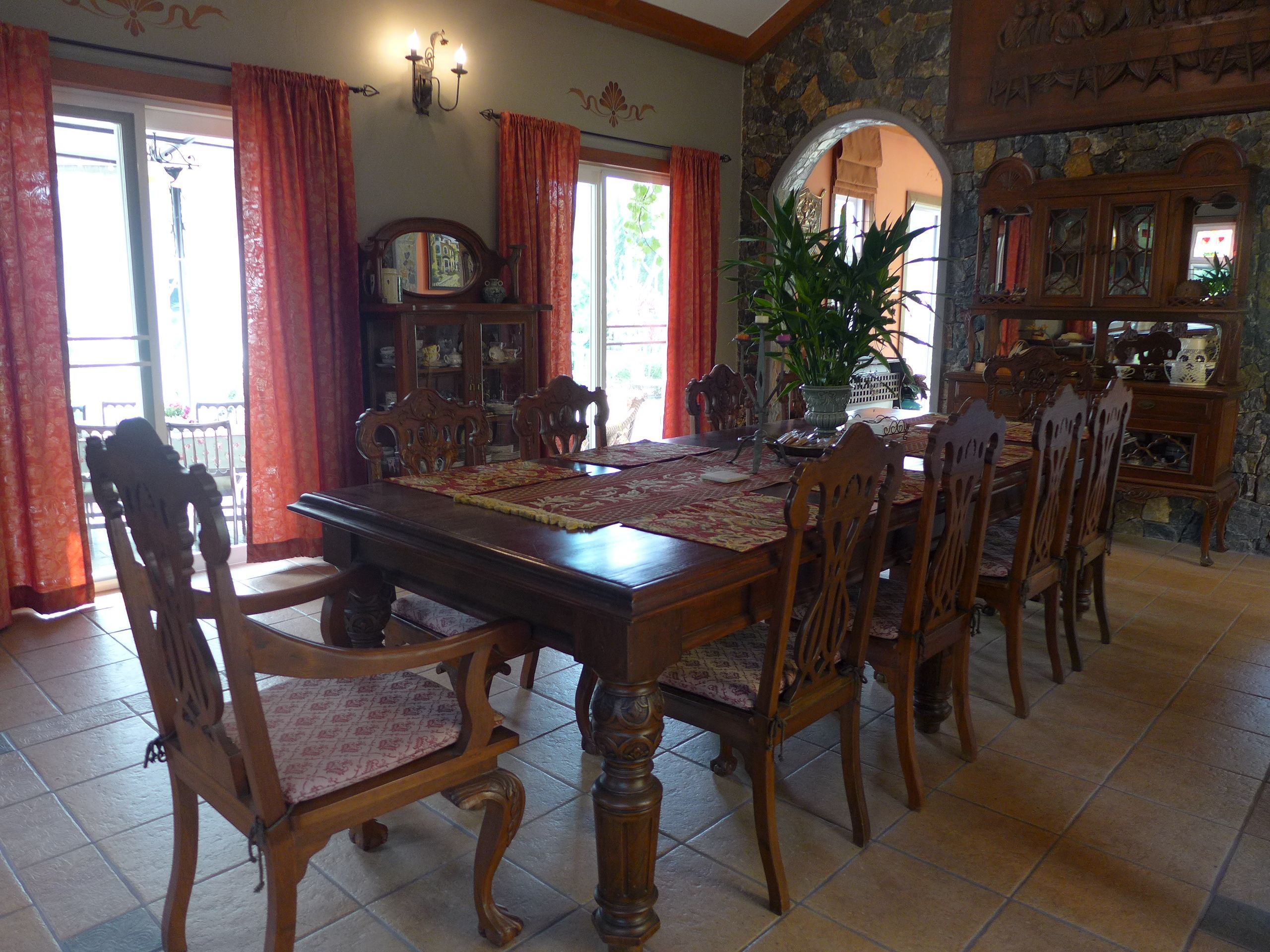 Dining Area At The Heritage  Interior Ideas  Pinterest  Dining Gorgeous Heritage Dining Room Furniture 2018