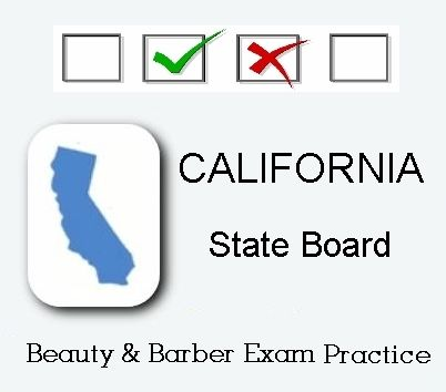 California exam practice for state board in cosmetology, barber - copy certificate of good standing maryland
