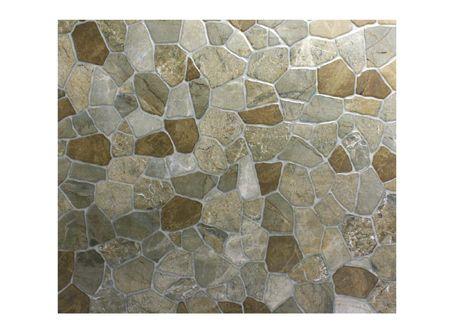 Cer mica r stica 60x60cm 1 44mt2 laja gala beige - Ceramica rustica para suelos ...