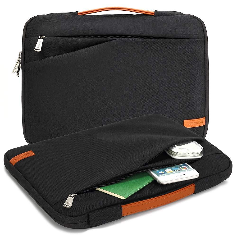"""15 15.6/"""" Laptop Shoulder Bag Sleeve Case Carry Pouch For HP Dell Toshiba Lenovo"""