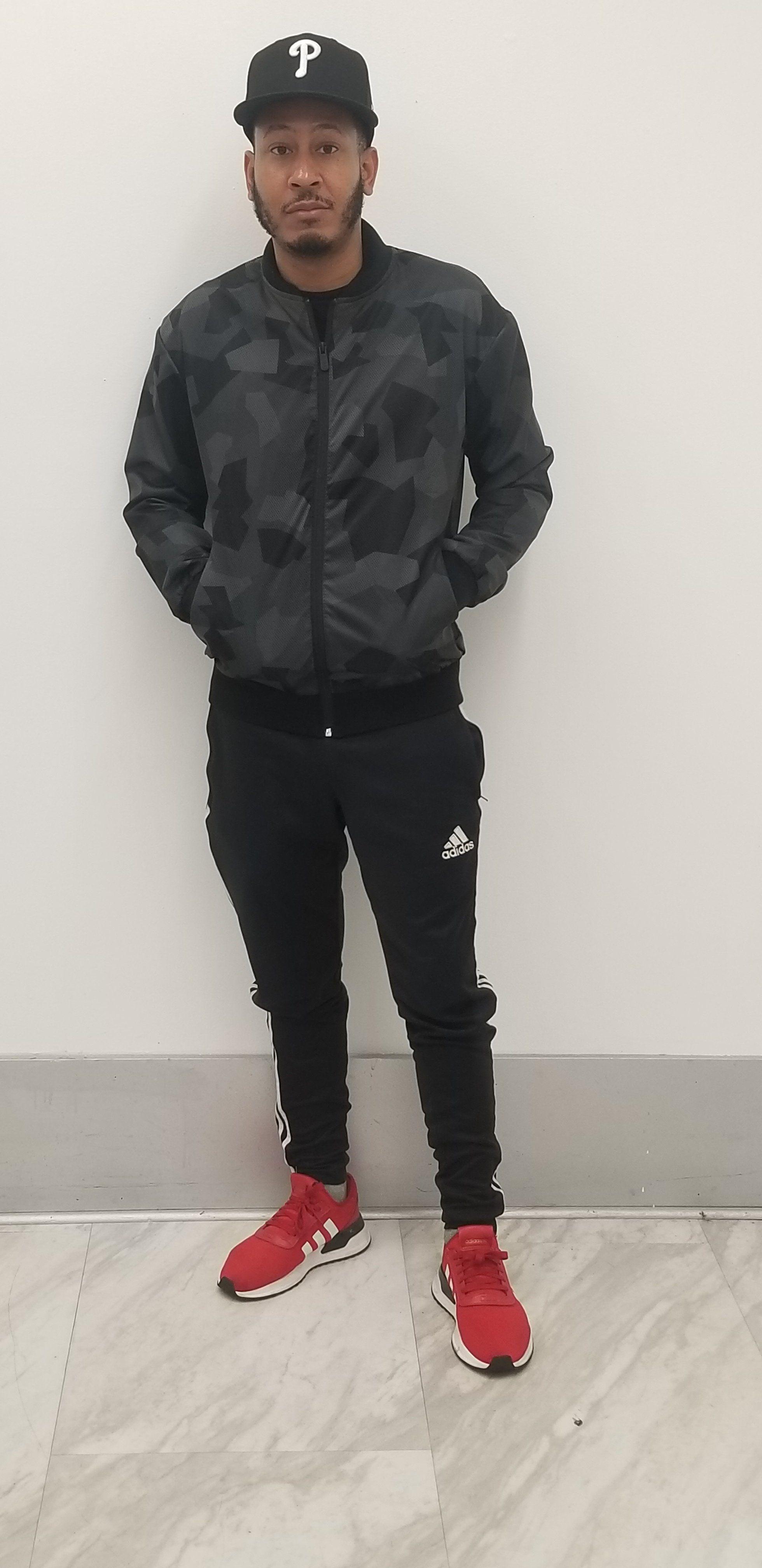 Razor camo jacket