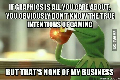Games and consoles should be played for fun. And one is not better when it has better graphics or smoother gameplay.