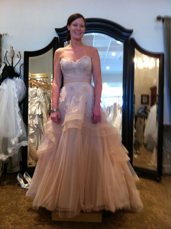 Calling all Wtoo Olivia brides! Let\'s share our pics and ideas here ...