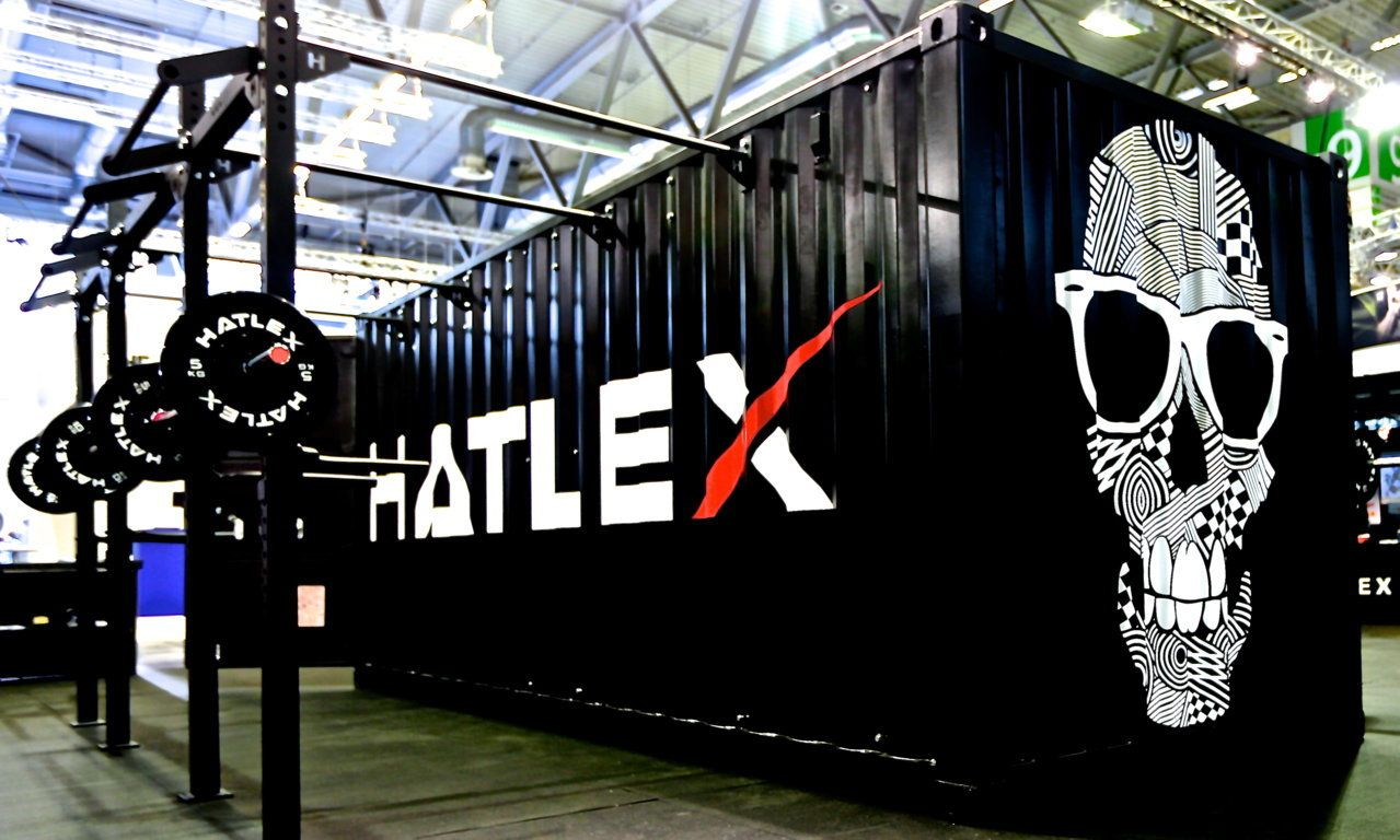 HATLEX® Store OUTDOOR CONTAINER CROSS TRAINING Outdoor
