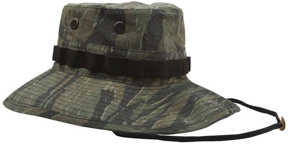 Rothco 5910 Vintage Vietnam Style Boonie Hat Olive Drab