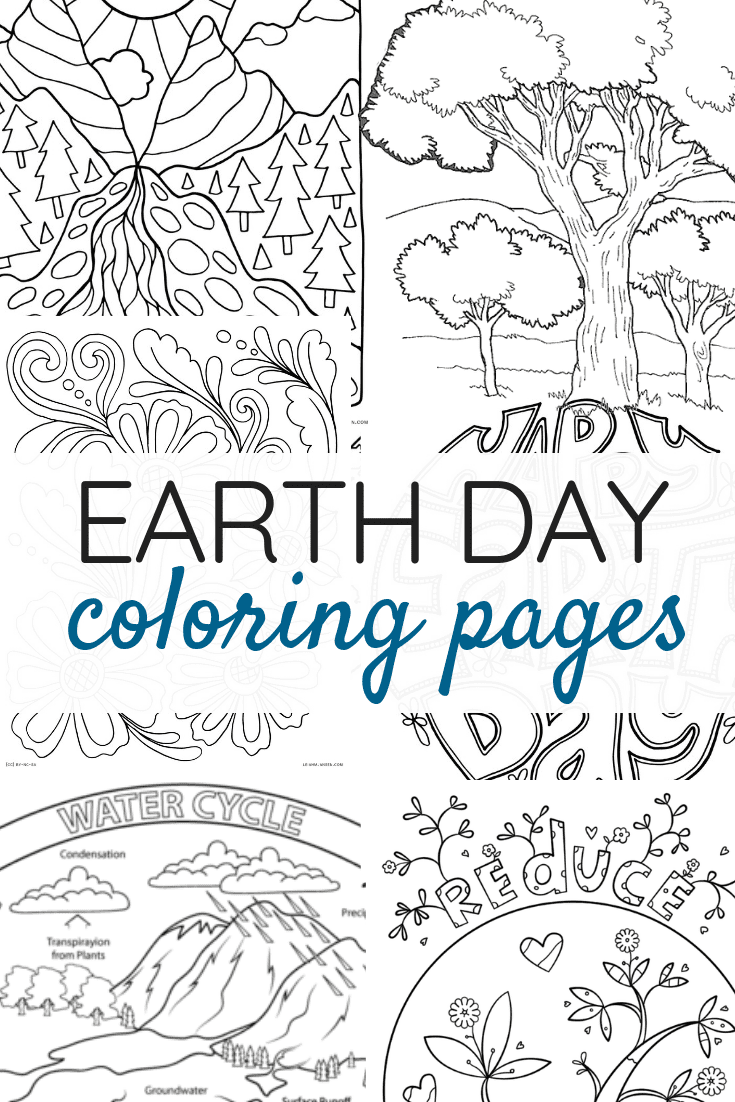 The Best Earth Day Coloring Pages In 2020 Earth Day Coloring Pages Earth Coloring Pages Earth Day Activities