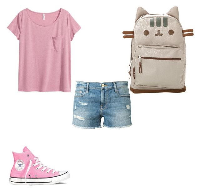 Pink Pusheen outfit by idk-clothes-and-stuff on Polyvore featuring ...