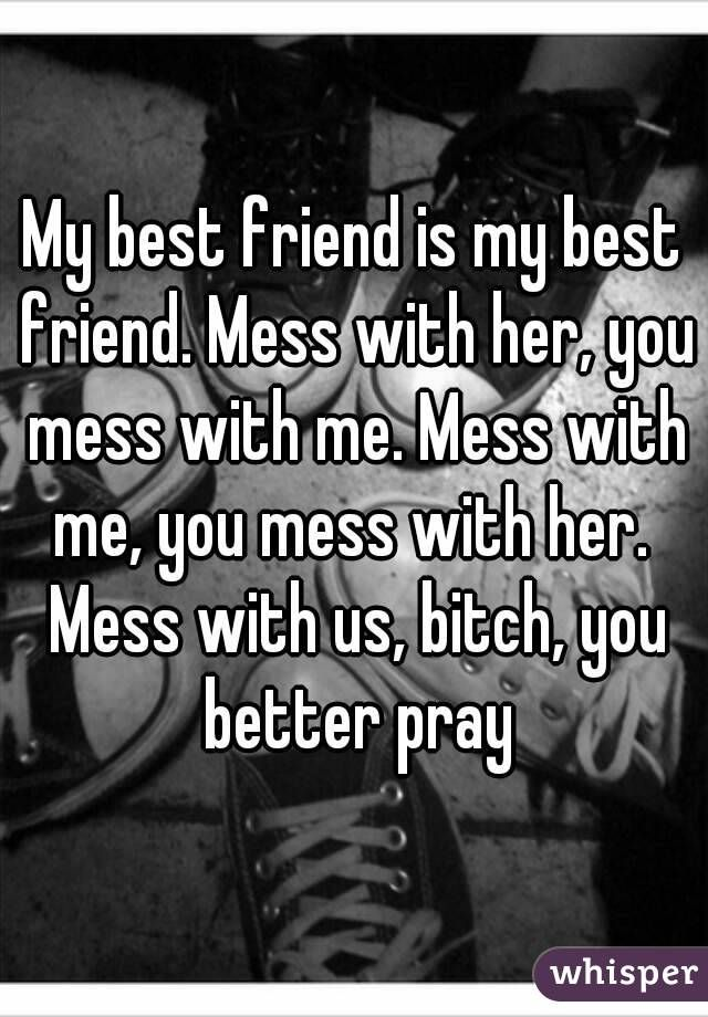 This is so me and carmelatte. Don\'t mess with us. I\'m the ...
