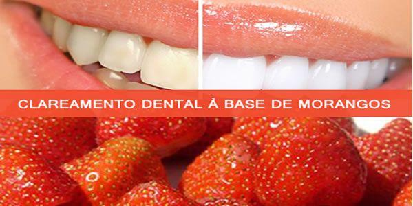 Tag Como Clarear Os Dentes Com Bicarbonato E Morango