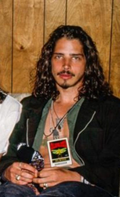 Chris Cornell/ Every year someone I like dies, it gets harder and harder!   This one was by far a sad and tragic shock!