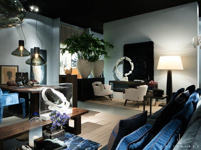 Salon Residence, Wolterincks world in het Singer Laren | Designer ...