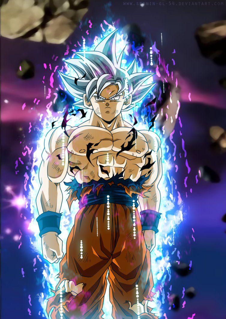 Goku New Form 2 Ch 130 By Sennin Gl 54 Dragon Ball Art Goku Wallpaper Anime Dragon Ball Goku