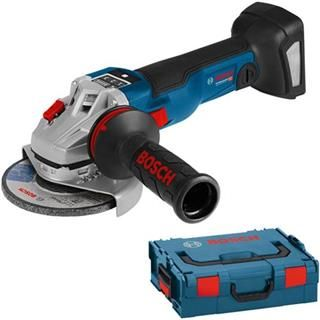 Bosch Gws18v 125 Sc 18v 125mm Angle Grinder L Boxx Body Only Connection Ready With Images Bosch Angle Grinder Bosch Tools