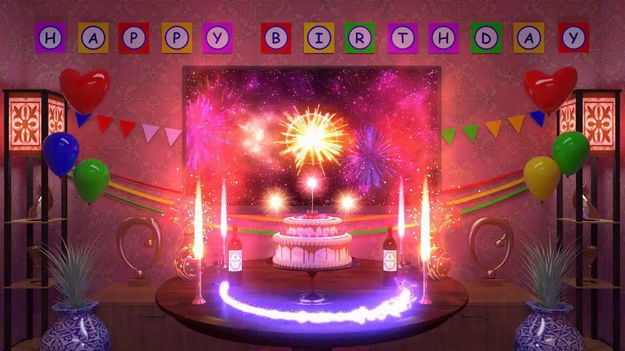 Magical Animated Happy Birthday Song 2 Birthday songs