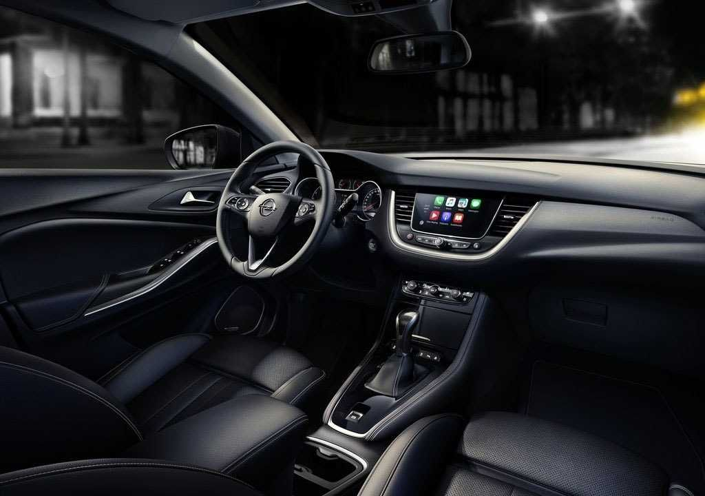 2018 2019 Opel Grandland X The Elder Brother Of Crossland X Opel Mokka Opel Vauxhall