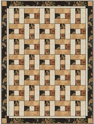 Hopscotch Downloadable 3 Yard Quilt Pattern Easy Quilt Patterns Quilts Quilt Patterns