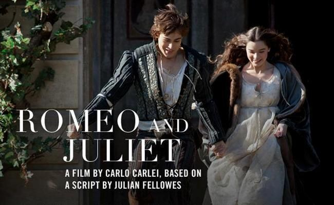 Romeo And Juliet Soundtrack Romeo And Juliet Favorite Movie Quotes Juliet Capulet