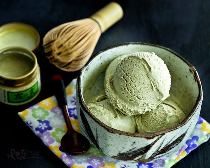 Matcha Ice Cream Recipe Matcha Ice Cream Iced Matcha Matcha Ice Cream Recipe
