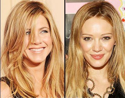 people of warm skin tones can wear a wide range of hair