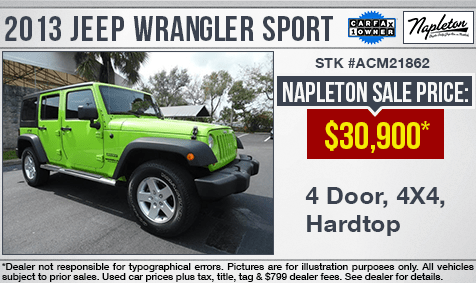 Best Napleton Jeep Northlake | Jeep | Pinterest