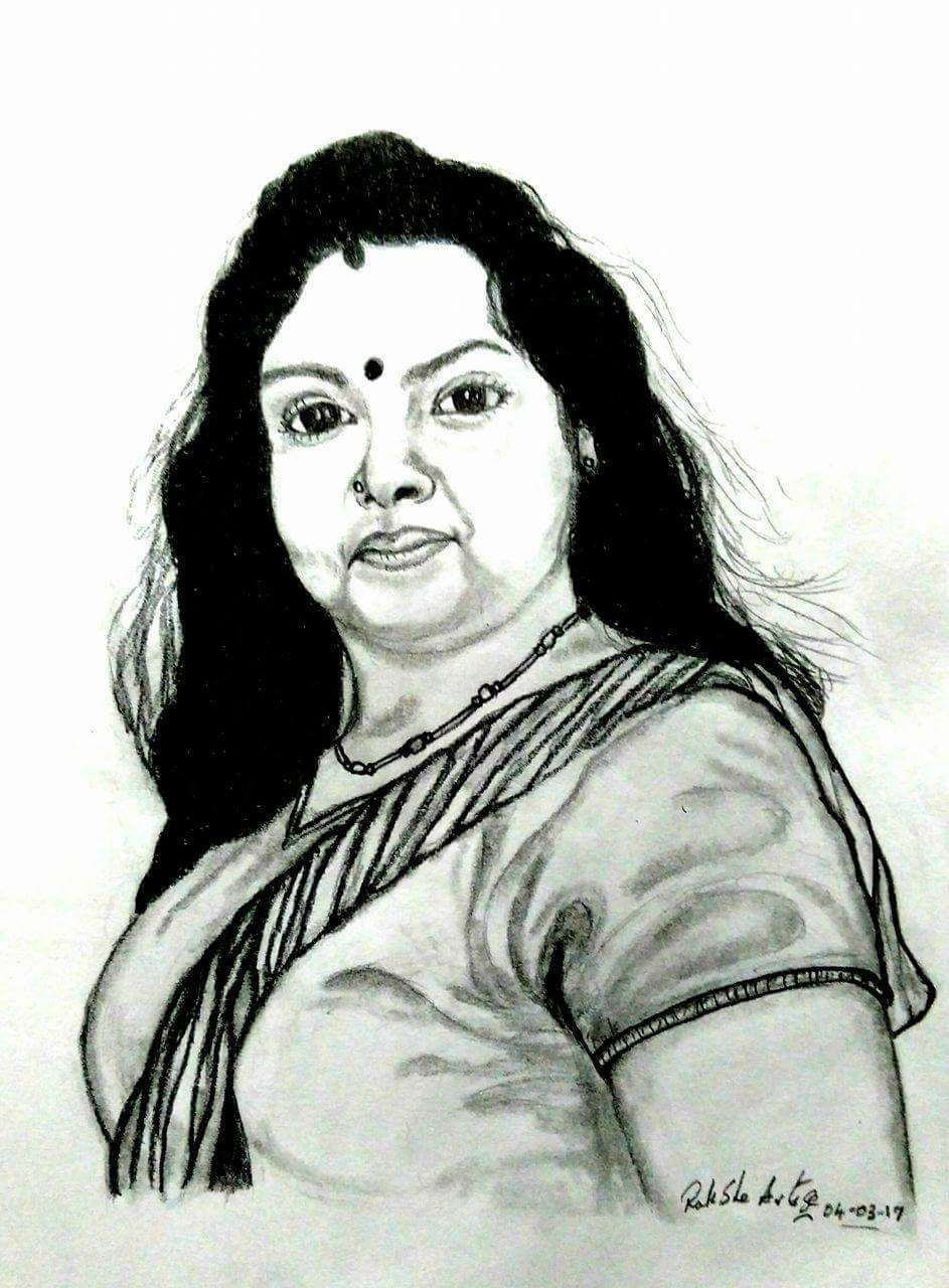 Pencil drawing rakhi biswas pencil drawing pencil drawings