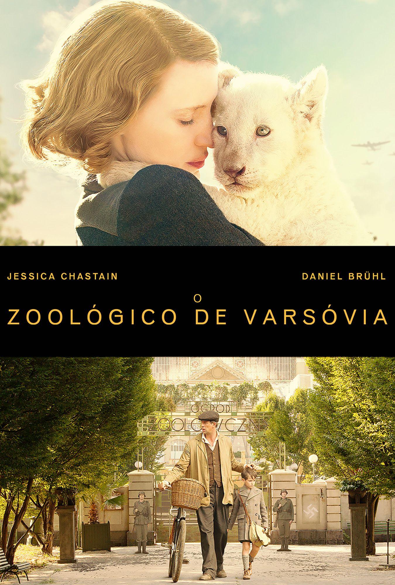 O Zoologico De Varsovia Filmes Posteres De Filmes Cartazes De